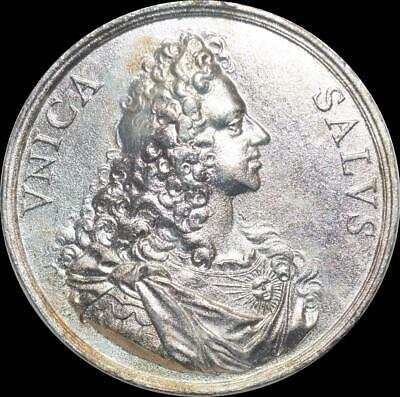 Jacobite - 1721 Appeal against the house of Hanover medal by Hamerani