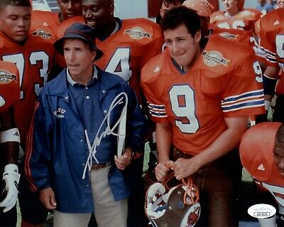 Jonathan Loughran Signed Autographed 8x10 Photo The Waterboy Coa