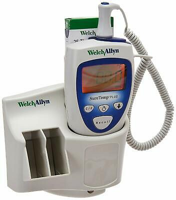 Welch Allyn 01692-200 SureTemp Plus 692 Electronic Thermometer with Wall Mount
