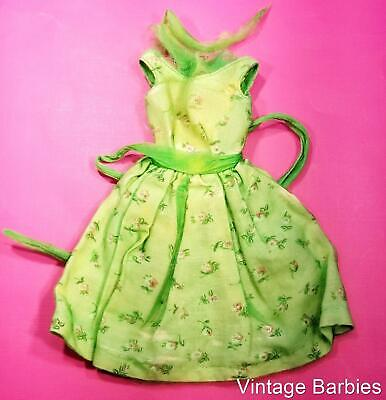 RARE Barbie Doll Modern Art #1625 Dress VHTF TLC - Vintage 1960's