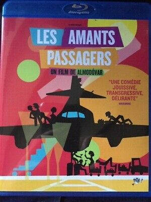 Les Amants Passagers - Bluray - 3388330044718
