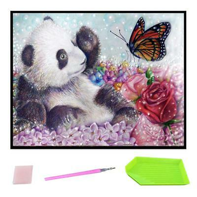 Full Drill DIY 5D Diamond Painting Embroidery Cross Crafts Stitch Kit Decor Art