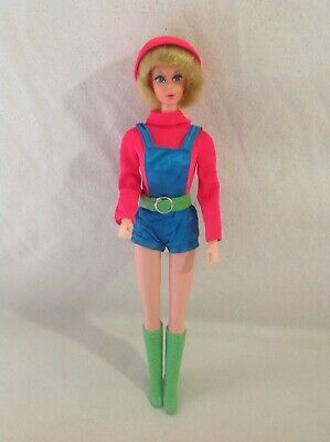 Classic Seventies! Gorgeous Vintage 1972 Talking Busy Barbie...