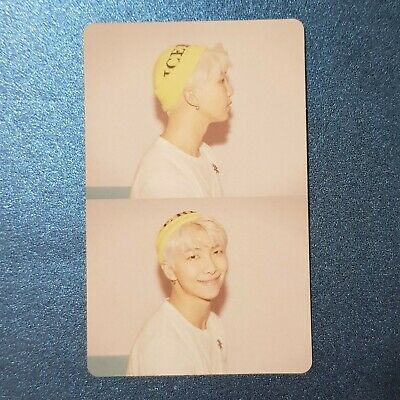 Rm - Official Photocard BTS Map Of The Soul : Persona Genuine Kpop