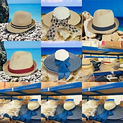 Wholesale Hats Wholesale Trilby Hats Bundle Of Beach Hats 15 Free Deivery