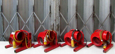 Fume Extractor Air Mover Fan Blower Dust Extractor Top Tower 110v