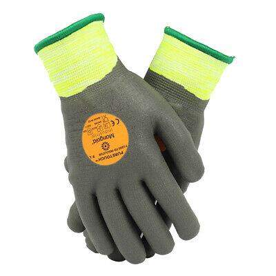 12 Pairs Marigold Puretough P1100 Oil And Water Repellent Gloves Size 6 XS