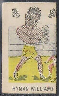 Baytch-Fighting Favourites-#08- Boxing - Hyman Williams