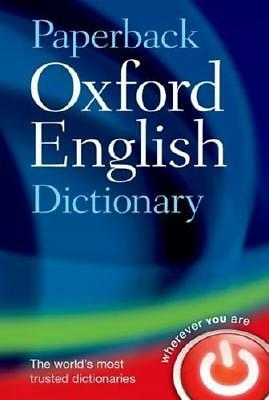 Paperback Oxford English Dictionary by Maurice Waite
