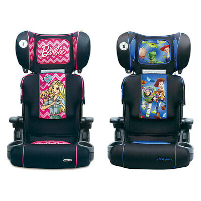 Tomy Ultra Plus Foldable Car Booster Seat w/Cup Holder Toddler/Children 4yr+