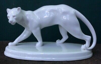 Hutschenreuther Figur Panther Lydia Foucar