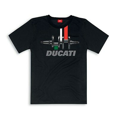 Mens Ducati Tricolore T-Shirt