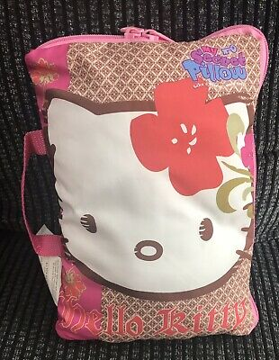 Hello Kitty My Secret Pillow 'Like A Diary..Only Soft!'
