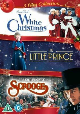 White Christmas / The Little Prince / Scrooge Triple Pack [DVD] Gift Idea Movies