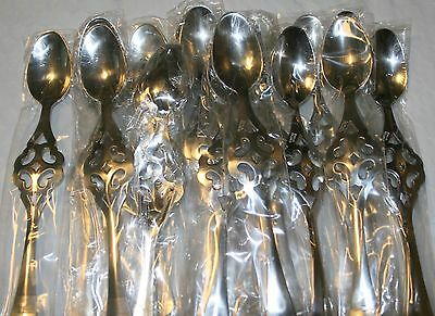 Wholesale Lot of 100 New Absinthe #2 Hearts Spoons, made in France, best Quality
