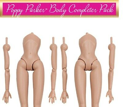 Fashion Royalty Poppy Parker Looks a Plenty  Gift set completer body pack -