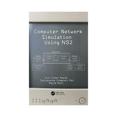 Computer Network Simulations Using NS2 by Ajit Kumar Nayak (author), Satyanan...