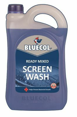 Bluecol Screen Wash Ready Mixed 5L 5Litres Windscreen Cleaner