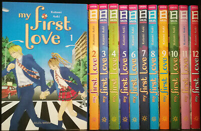 Mangas Intégrale MY FIRST LOVE (12 Tomes)