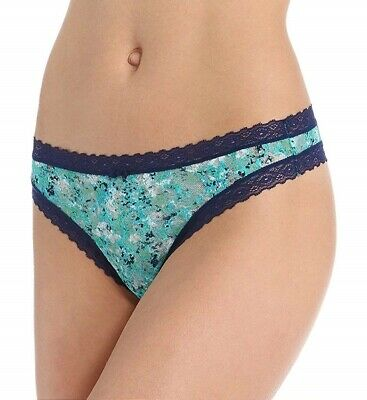 Various Sizes Available DKNY 'Modern Lace' Thong Briefs 15502