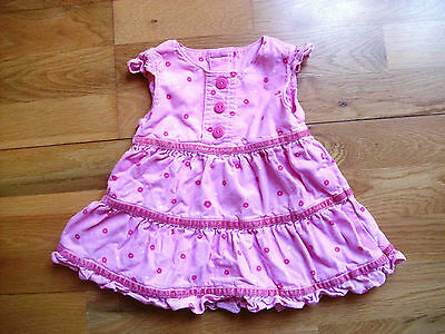 Cute baby girls needlecord dress from Dunnes age 3-6 months, good con