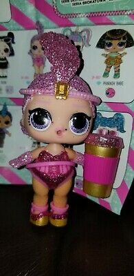 LOL SURPRISE SPARKLE SERIES SHOWBABY! SP-005 New opened ball MGA