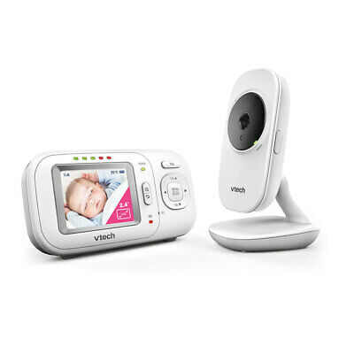 "Vtech Video/Audio 2.4"" Baby Monitor w/ Infrared Night Vision/Temperature Sensor"