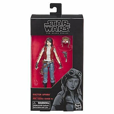 Star Wars The Black Series Dr. Aphra 6 Inch Figure