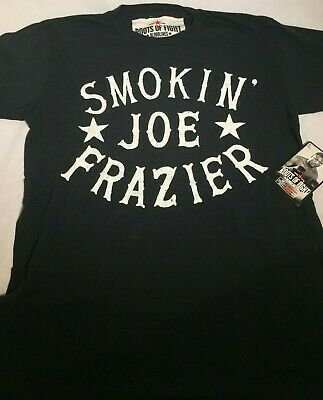 Joe Frazier Boxing Roots Of Fight Pullover Hoodie Sweatshirt Size Small-XL