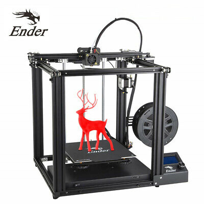 Creality Ender 5 3D Printer Dual Y-axis 220X220X300mm Faster Higher Precision