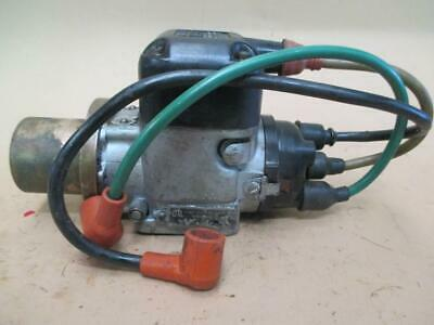 Magneto, WICO, Series SA, two cylinder, marine engine, vintage, No 3, has spark