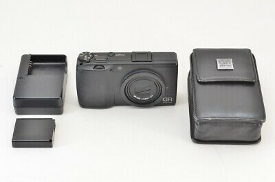 """Excellent"" RICOH GR DIGITAL II 10.1MP Compact Digital Camera Black #190607g"