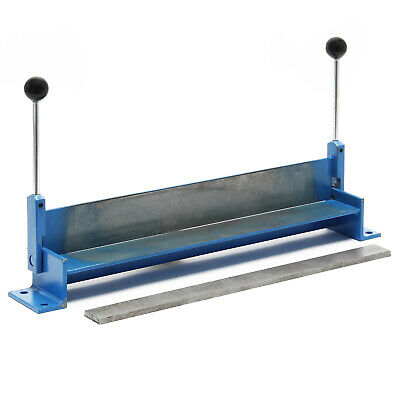 Sheet Metal Folder Hand-operated 460mm Folding Machine Bending Brake