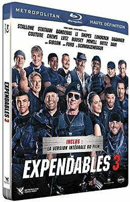 Expendables 3 [Edition Collector boitier SteelBook] // BLU RAY NEUF