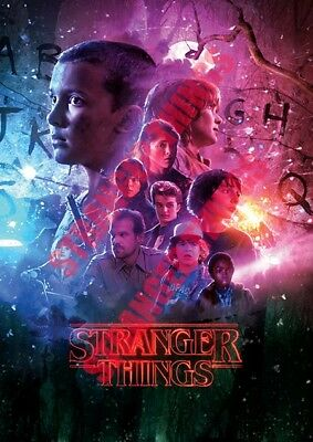 Stranger Things - Poster A3 Size