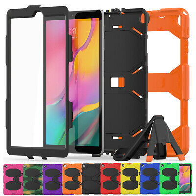 For Samsung Galaxy Tab A 10.1 2019 T510 T515  Tablet Case with Screen Protector