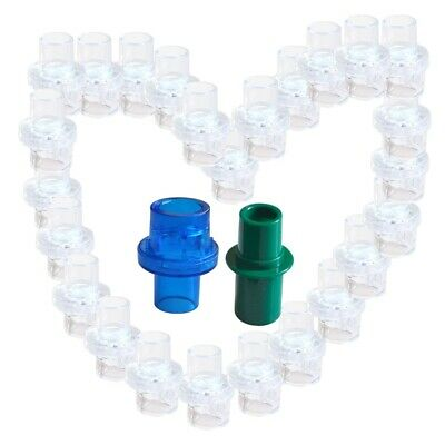 Wholesale One Way Valve Oxygen Inlet For CPR Pocket Face Mask CPR Training Aid