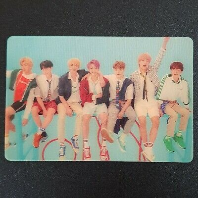 BTS - Official Special Photocard BTS Love Yourself Answer Kpop