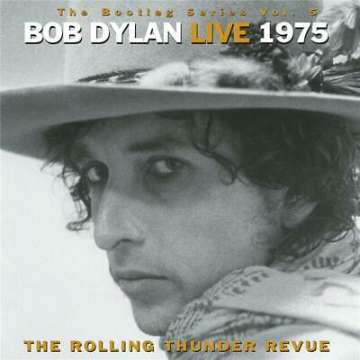 Bob Dylan Live 1975 The Rolling Thunder Revue The Bootleg Series Vol 5 2 CD NEW