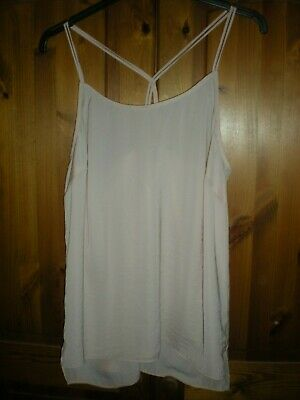 Women's 'M&S Limited Edition' Nude Cami Top. Size 16