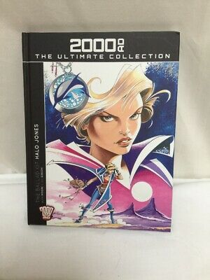 2000ad Ultimate Collection Hardback Graphic Novel Comic Book 46