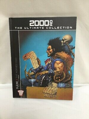 2000ad Ultimate Collection Hardback Graphic Novel Comic Book 32