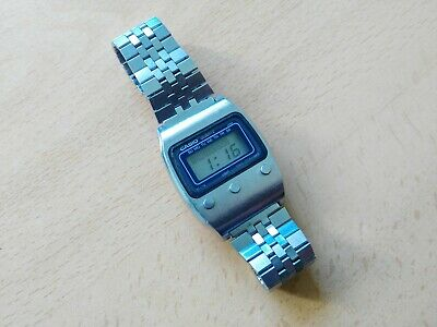 50QS CASIO Watch EUR 3 17 RELOJ 114 Front Vintage Button zGLqUMpSV