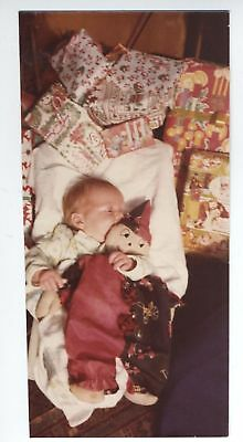 1965 VTG HOLE Courtney Love Kurt Cobain Rock photo as a baby!!!! Harrison