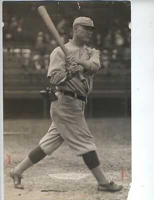 1919 BROOKLYN BASEBALL CLUB NATIONALS TOM GRIFFITH Original Photograph  Type I