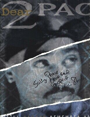 Afeni Tupac Shakur 2pac signed autographed book rare scarce poems letters art