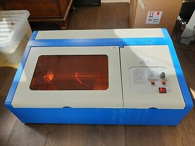CHINESE LASER CUTTER K40 Middle Man Board & Flat Cable