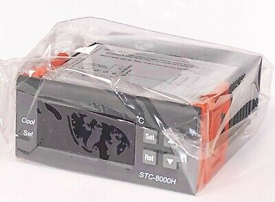 STC-8000H  Electronic Thermostat and Thermometers