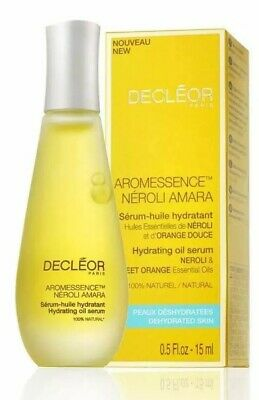 DECLEOR AROMESSE AMARA Hydrating Oil Serum 15ml.