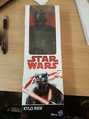 "Hasbro Disney Star Wars The Last Jedi 12"" Kylo Ren - BNIB"